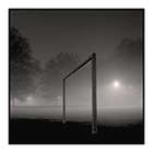 goal foggy night clapham common