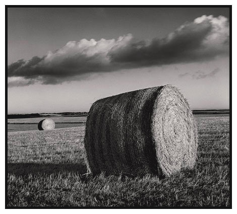 straw bale east sussex