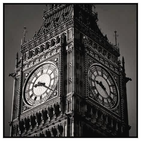 big ben clock face london